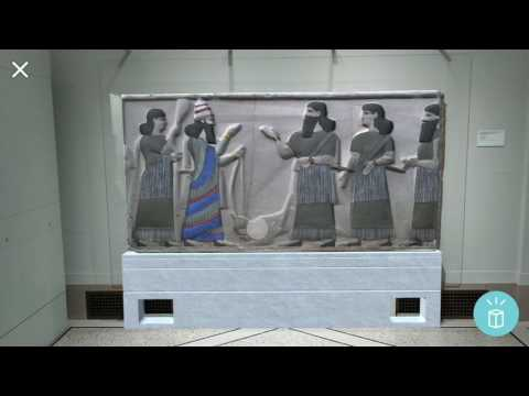Discover How Things Looked: Lumin Project at the Detroit Institute of Arts