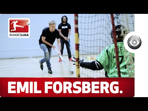 Emil Forsberg - Owo meets the Swedish International