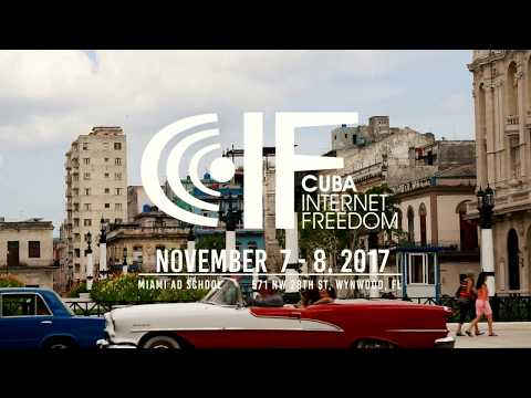 Cuba Internet Freedom conference
