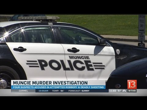1 killed, 1 hurt in Muncie shooting Thursday afternoon