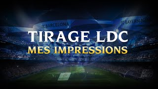 TIRAGE LDC - MES IMPRESSIONS !