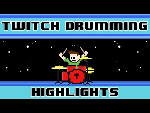 a-ha - Take on Me (Drum Cover) -- The8BitDrummer
