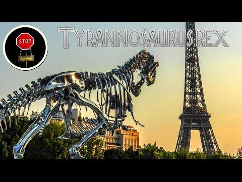FAQ: Tyrannosaurus rex