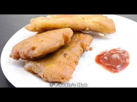 Kolkata Style Fish Batter Fry- Recipe By Foodie's Hut #0104