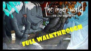 The Inner World The Last Wind Monk * FULL GAME WALKTHROUGH GAMEPLAY