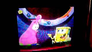 SpongeBob clip from the movie (PERSIAN, SHIRAZ TV, 2007 CAMRIP QUALITY)