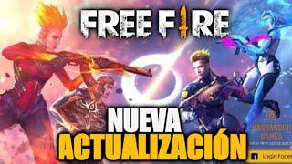 LA NUEVA ACTUALIZACION - FREE FIRE
