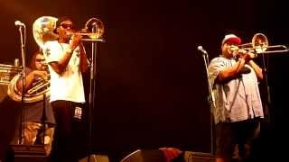 The Soul Rebels - Happy @ Bluesfest 2014