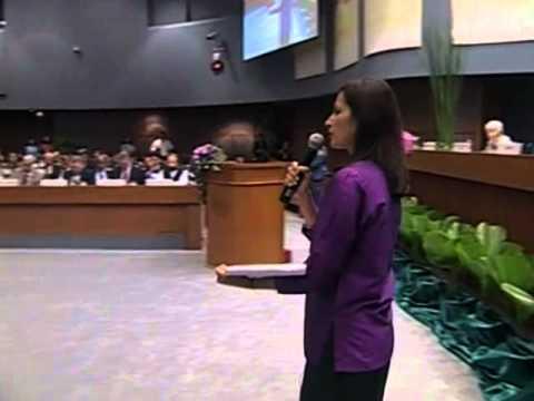 Nisha Pillai at UN Ministerial Round Table