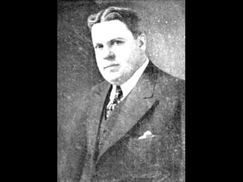 Henry Burr - Mother's Hands 1920 Rosary Song