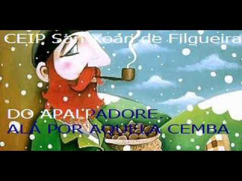 KARAOKE O apalpador. CEIP SAN XOÁN DE FILGUEIRA. Nadal 2011