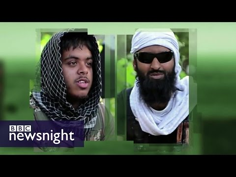 Was the UK drone strike in Syria legal? - Newsnight