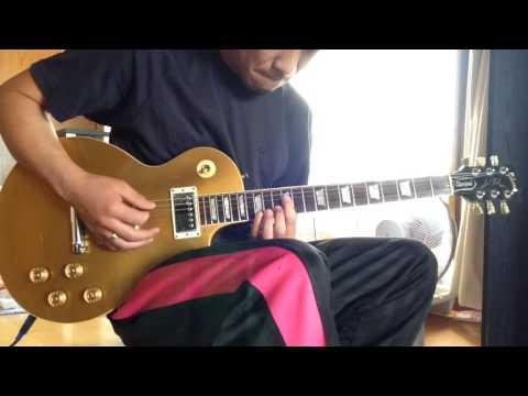 ギター演奏記録#77 夏音 / GLAY