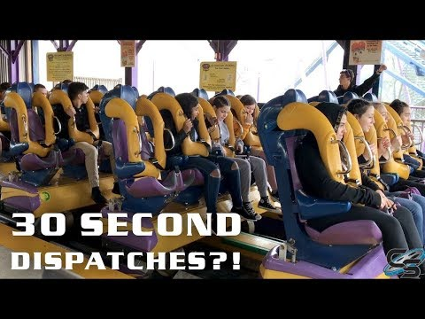 So How Fast Are Six Flags Great Adventure's Operations?