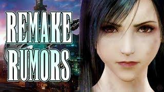 RUMOR: Final Fantasy VII Remake to have