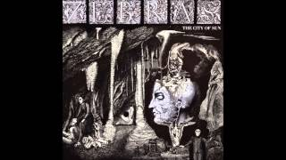 Zebras - #3 MY APOCALYPSE 2015 CITY OF SUN LP thrash metal
