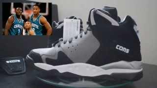 859abe58b3c0 Converse Aero Jam - Larry Johnson Signature Shoe