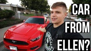 Do I Still Have The Car Ellen Degeneres Gave Me?
