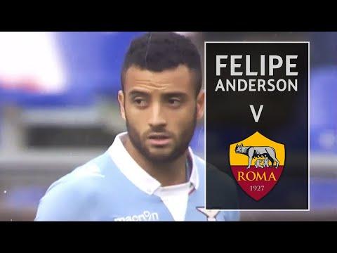 Felipe Anderson Vs Roma - [11/01/15] - HD