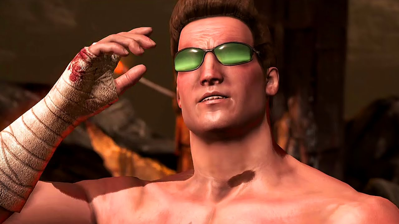 johnny cage by airachnid1301 - photo #23