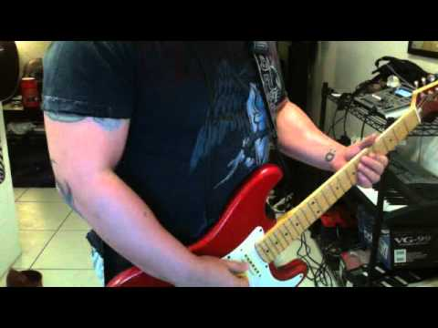 """""""28 Days Later"""" guitar cover of """"Don Abandons Alice"""" (all live loop, no tracking instruments)"""