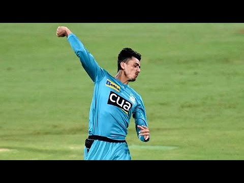 Download Mujeeb the magician canes Hobart with fabulous five | KFC BBL|10