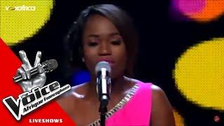 Pamela - Douceur   (The Voice Afrique francophone 2016 - GrandShow 1)