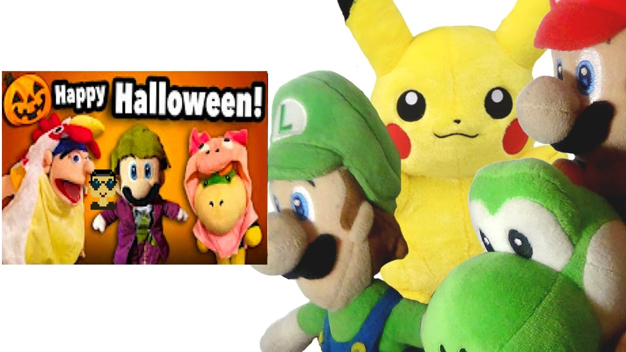 Sml Movie Happy Halloween Mario And Luigi S Reaction Special