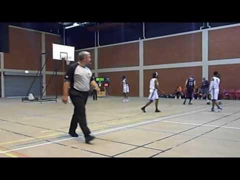 CAPE TOWN BASKETBALL MVKB vs UCT BELHAR