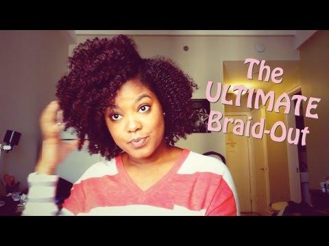 natural hair ultimate braid
