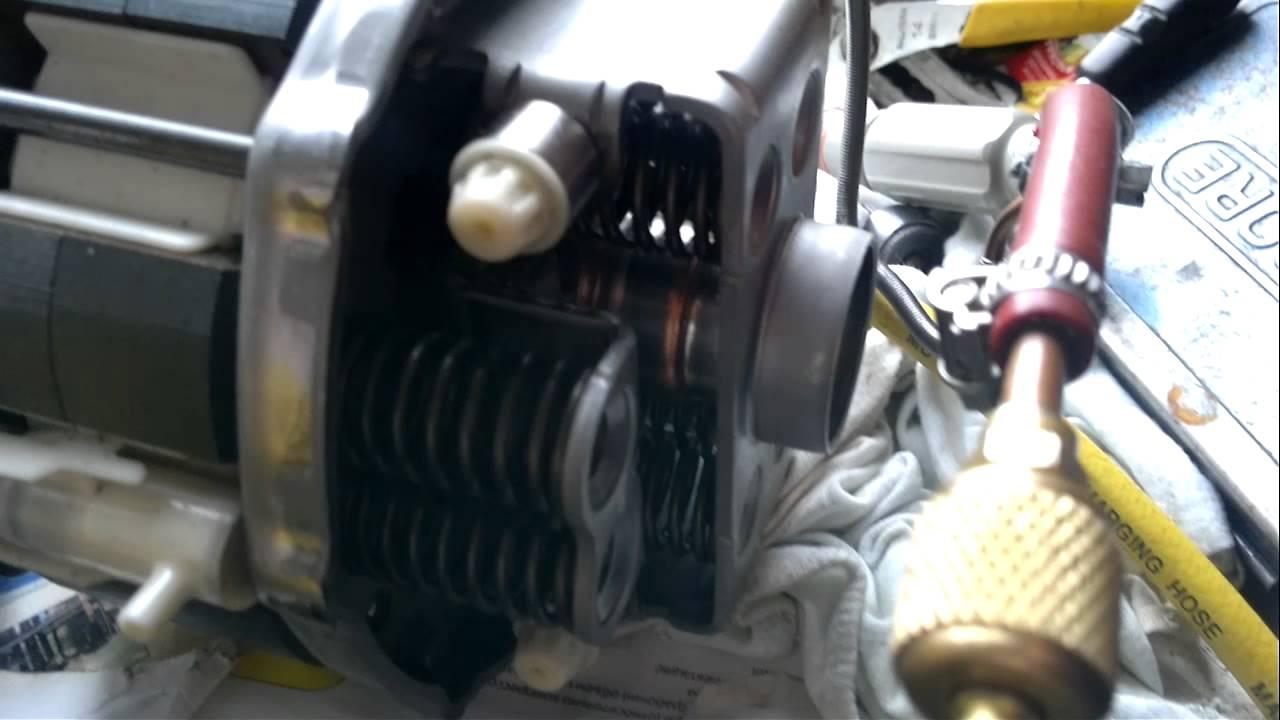 linear compressor lg