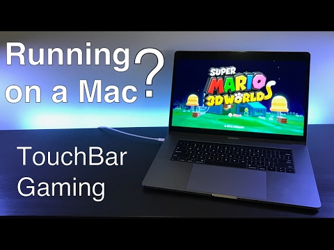 Gaming On The Late 2016 MacBook Pro Max Specs