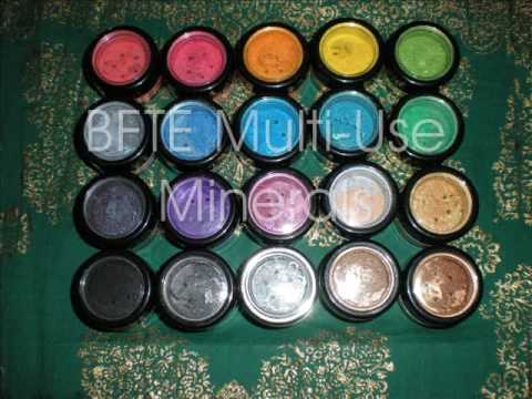 """""""Beauty From the Earth"""" Multi-Use Minerals Review"""