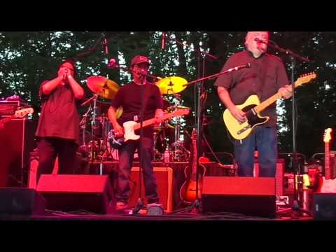 Curtis Salgado and Los Lobos 7/20/13