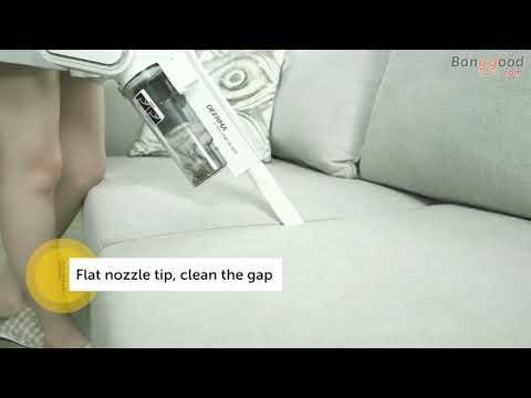 Deerma DX700 Ultra Quiet Mini Home Handheld Vacuum Cleaner