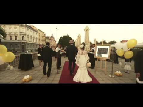 The Great Gatsby / Valbona & Filip // Wedding Party 20's