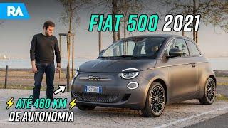 Novo Fiat 500 (2021). O melhor 100% elétrico do segmento?