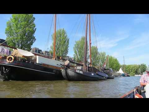 Impression of Leeuwarden, Province of Friesland, Netherlands