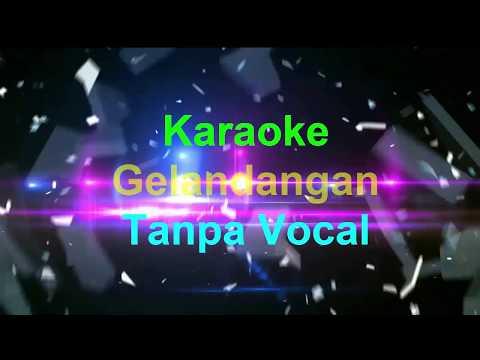 Gelandangan Karaoke Tanpa Vocal