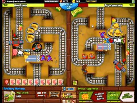 BTD Battles - E189 Long Game