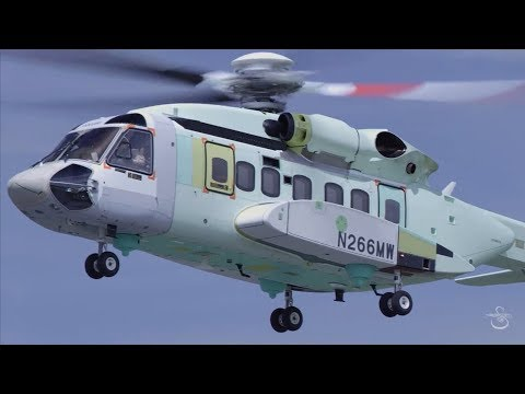 Helicopter That Will Replace Marine One