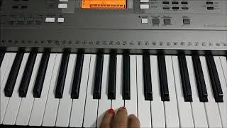Didi Tera Devar Deewana - Piano Cover | Sujata Instrumental
