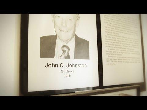 EY Entrepreneur Of The Year 2016 Australia  Central Region  John Johnston, Godfreys