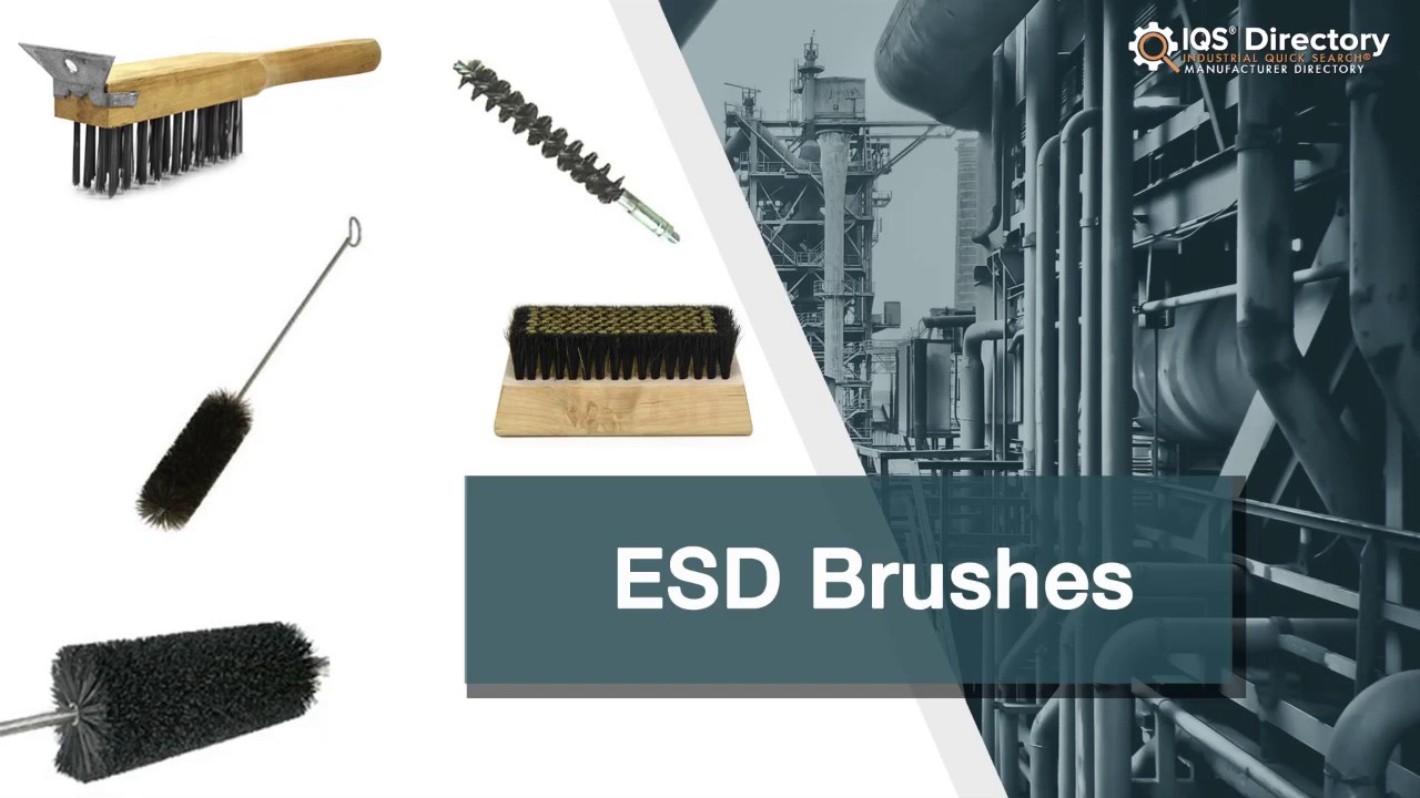 Top ESD Brush Manufacturers, Suppliers & Companies