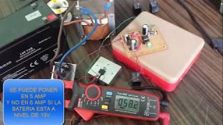cargador bateria 12v con PIC12F675
