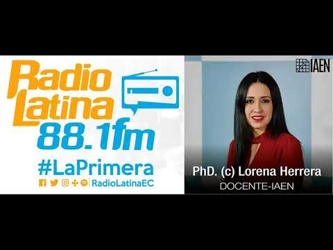 Entrevista en Radio Latina 88.1 FM. - YouTube