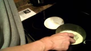 Atkins Diet Recipes:  Low Carb Panna Cotta (if)