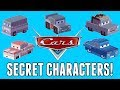 CARS Disney Crossy Road Secret Character! All 5 New Secret Cars Character Unlocks! Rusty, Dusty, Ram