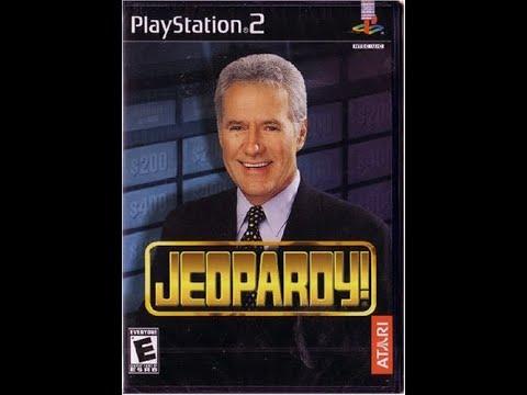 PS2 Jeopardy! ORIGINAL RUN Game #10