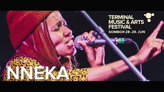 Nneka Live @ Terminal Music & Arts Festival 2019